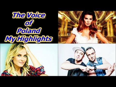 The Voice of Poland - My Highlights