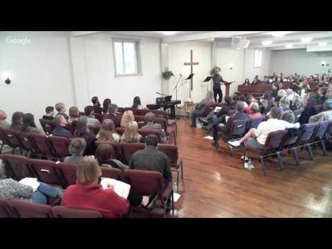 November 20, 2016 Sermon