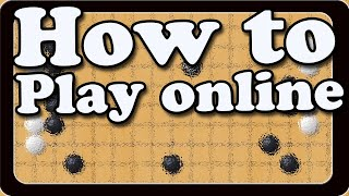 How to Play Go/Weiqi/Baduk Online screenshot 2