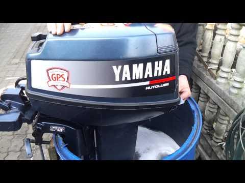 Yamaha Outboard Breakin