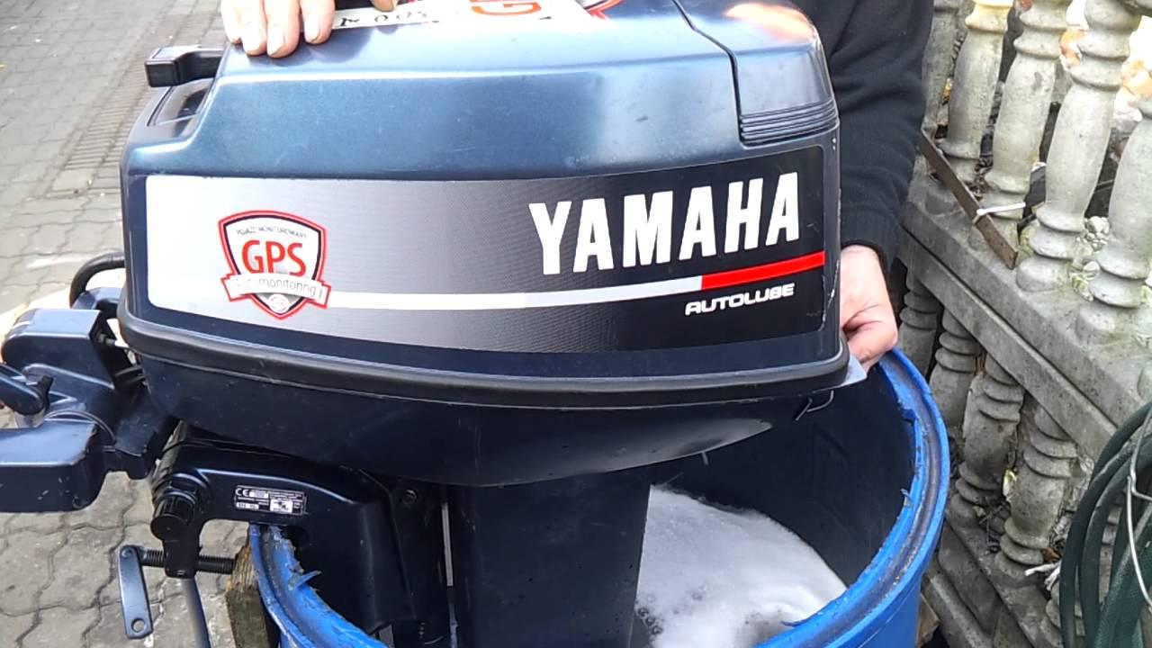 1990 Yamaha 20 hp outboard motor 2 stroke (dwusuw)