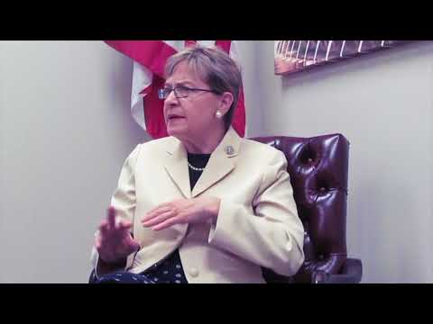 U.S. Rep. Marcy Kaptur remembers her work to give women access to the men's congressional gym
