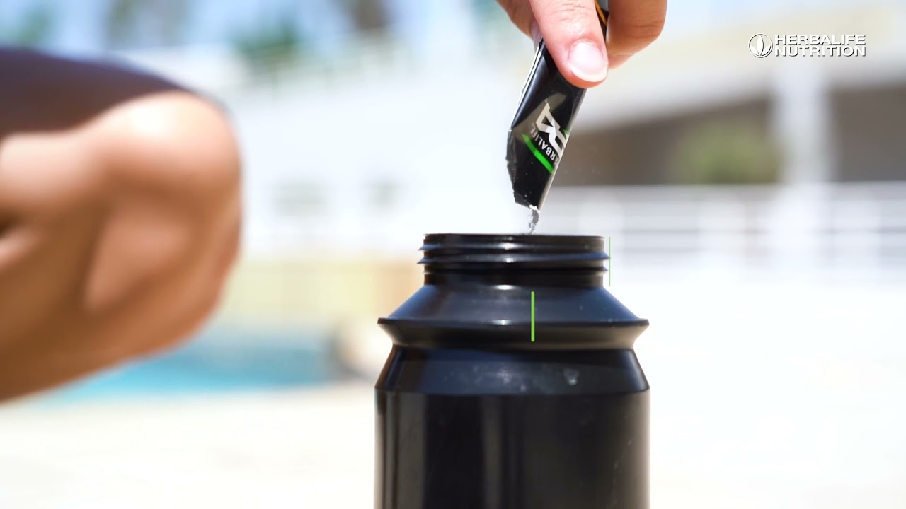 Herbalife24 Hydrate - Έφη Γκουλή