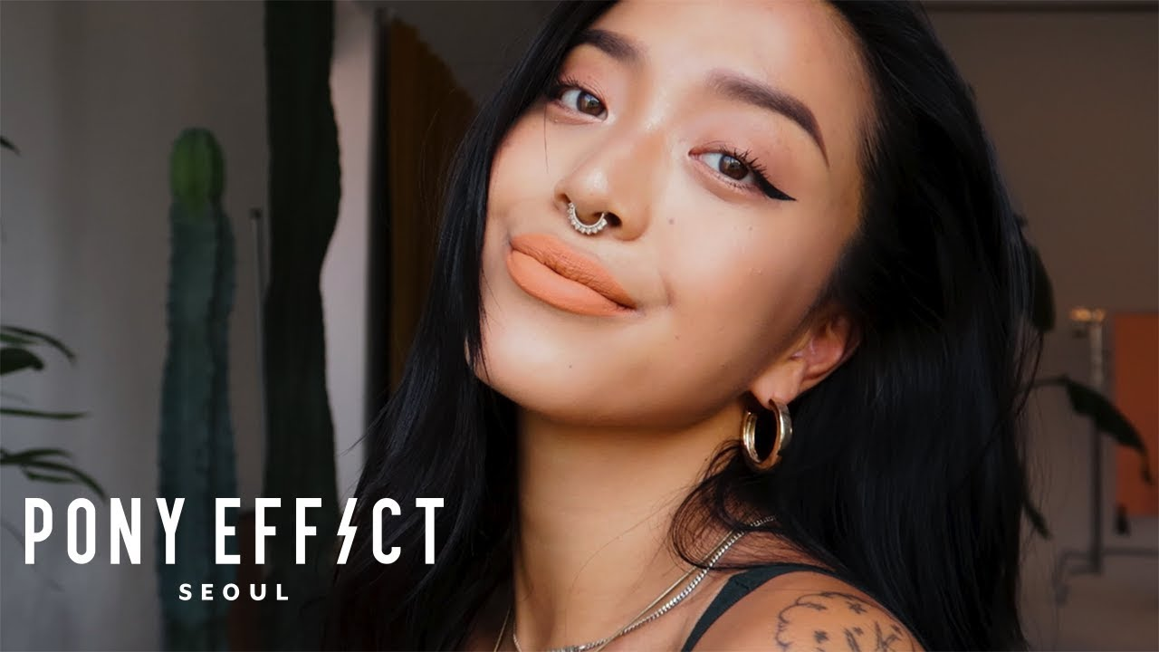 Pony Effect Yoyo S Self Makeup Tutorial Youtube