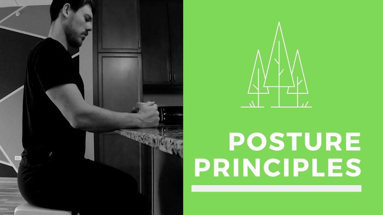 Principles of posture