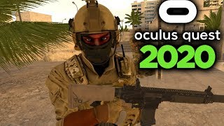 Oculus Quest   20 Confirmed Games Coming In 2020!
