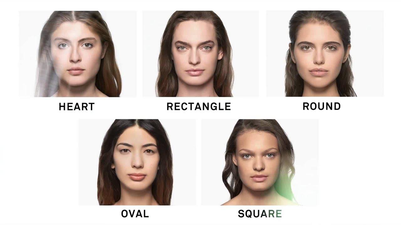 Smashbox  Contour Face Shape Quiz
