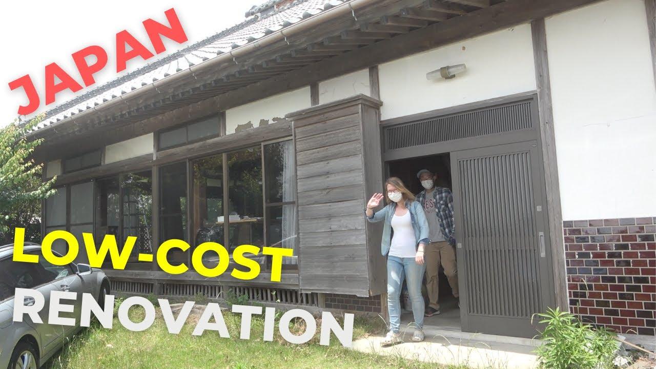 This Couple Bought and is Renovating a Japanese Akiya