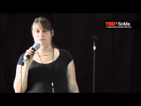 TEDxSoMa - Quinn Norton - Privacy, Ephemerality, and Self