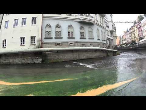 Underground Excursion Karlovy Vary, Thermal Spring, Karlsbad, Подземелье экскурсия Карловы Вары