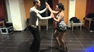 "Show Bachata freestyle avec Yami et St'Effy ""Step One"""