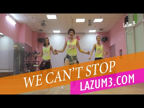 We can't stop | Feel it | Lazum3 | Nhảy zumba | Zumba Fitness VietNam
