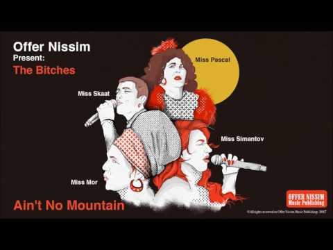 Offer Nissim Present: The Bitches - Ain't No Mountain