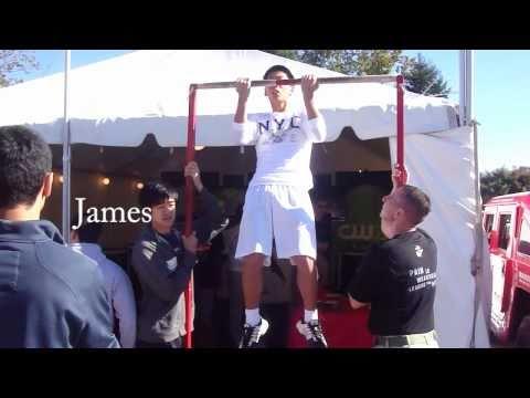 State Fair Marine Pullup Challenge 2010