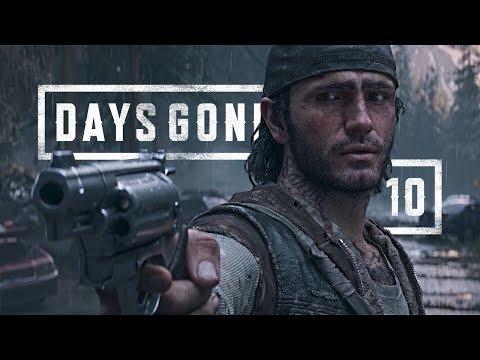 Days Gone (PL) #10 - Lawenda (Gameplay PL / Zagrajmy W)