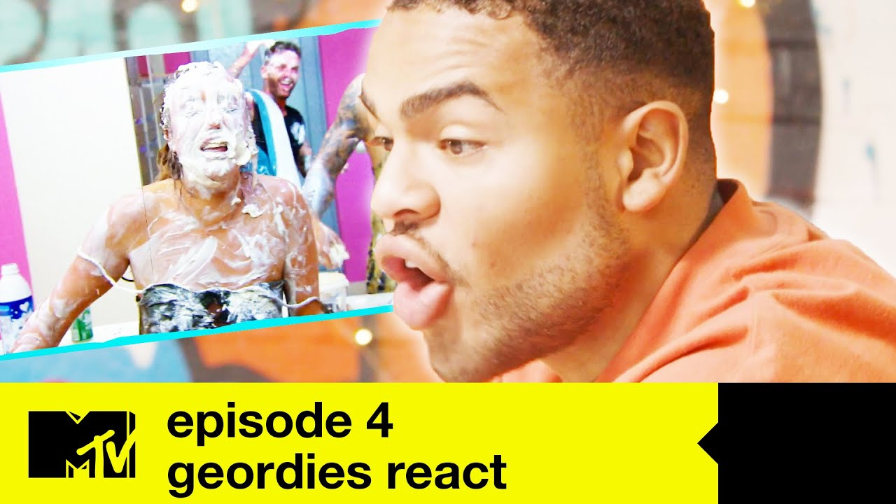 Chloe Ferry, Nathan Henry, James Tindale & Bethan Kershaw Watch Radgies In Greece | Geordies React