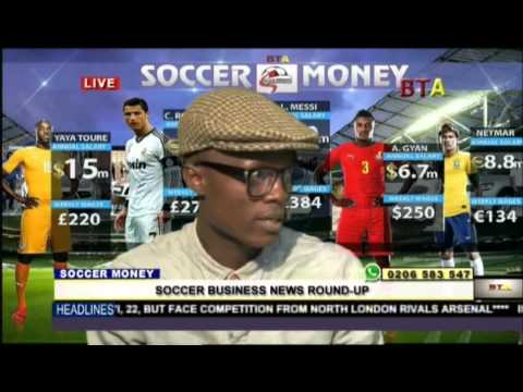 Soccer Business News Round Up