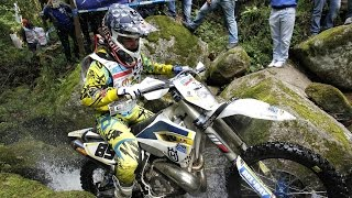 Hard Enduro Riding Through the Forest - Extreme XL Lagares Day 2