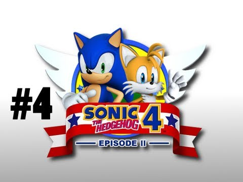 Sonic The Hedgehog 4 Episode 2 White Park Zone Acts 1 2 Xbox 360 Youtube