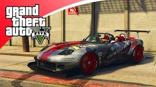 GTA V Freeroam - NIEUWE AUTO PIMP WEDSTRIJD! (GTA 5 Online) Resimi