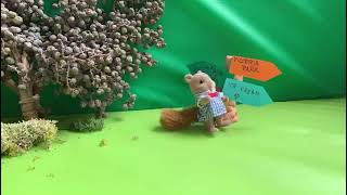 Stop motion animation video
