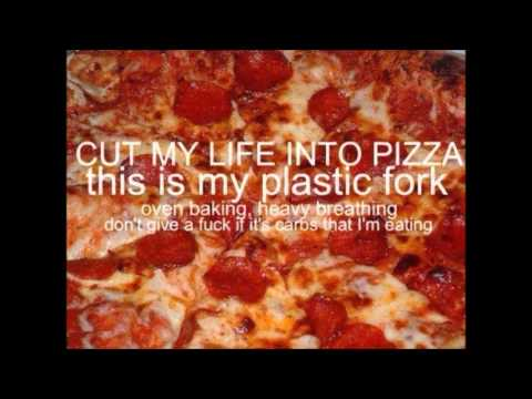 Cut My Life Into Pizza (Plastic Fork) - Lodroth (Papa Roach Parody)