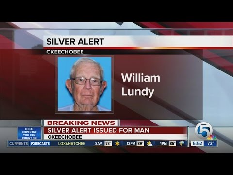 Silver Alert issued for missing Okeechobee County man