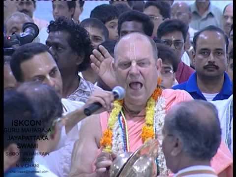 iskcon Guru Maharaja in Bahrain 2007 by chari