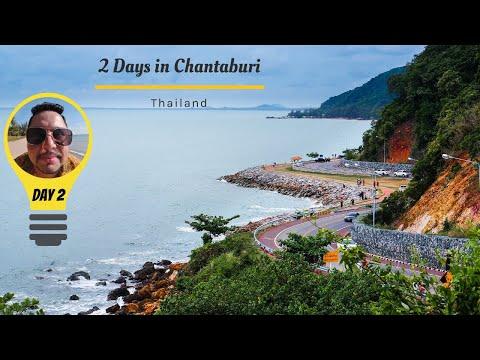 Chantaburi, Thailand 🇹🇭 Day.2 (with subs)