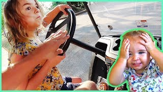 OUR BABY IS DRIVING! | This Doesn