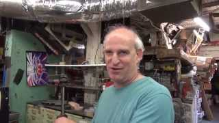 John goes to Los Angeles! Vintage Arcade Superstore tour in Glendale, CA - Gene Lewin interview