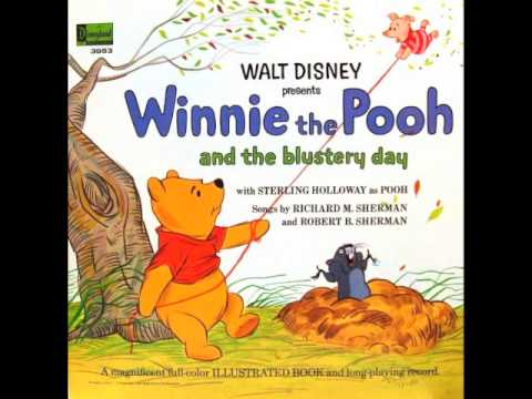 HIP HIP POOH RAY - DISNEY CHORUS