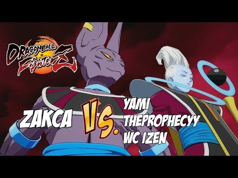 Zakca, the Rocket Raccoon/Ammy player from UMVC3 has a Good Beerus and Yamcha![DBFZ](Pre-Patch)