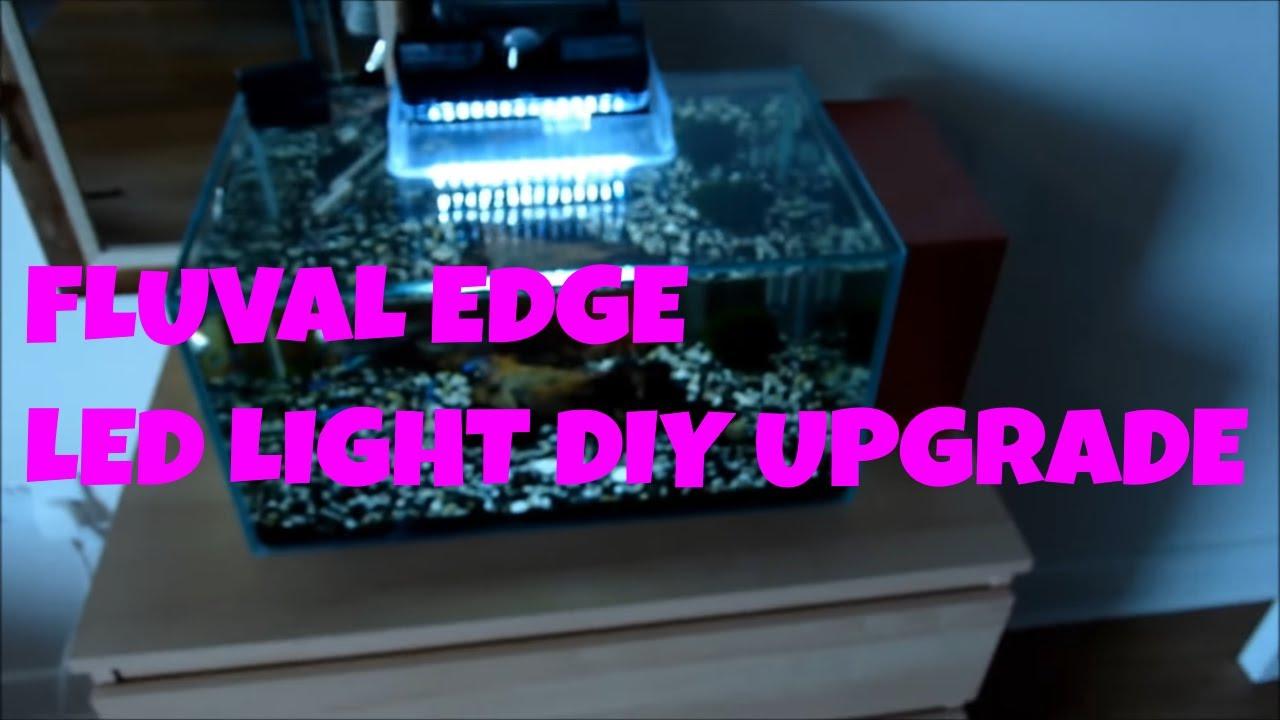 & Fluval Edge OEM LED light upgrade - YouTube azcodes.com
