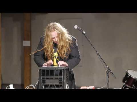 MilqueBarthe, 2 live at The Long Gallery, Salamanca, Hobart, 17.6.2017