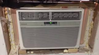 Frigidaire FFRH08L2R1 Window Heat Pump 2016