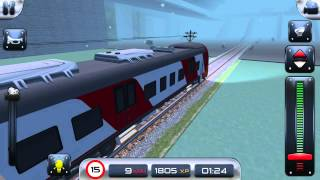 Train Driver 15 Android Gameplay