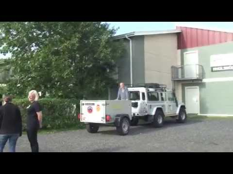 Icelandic Astrobiology Expedition 2013 - Part 1