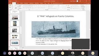 """HOY Charla """"El hundimiento por su propia tripulación del Prinz August Wilhelm"""""""