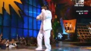 50 Cent Ft G Unit P I M P Live at MTV Awards 2003