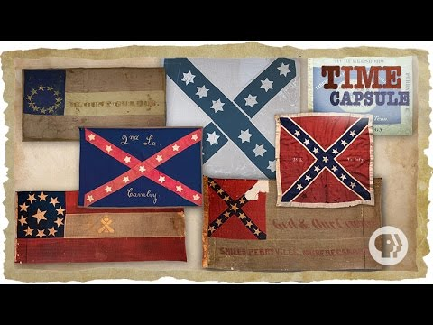 The Complicated History Of The Confederate Flag | Time Capsule