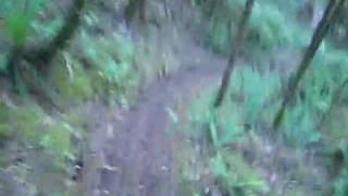 Mountain Biking in Hope BC Keith Glasgow -Bayard Local Rider Helmet Cam on Dog Mountain