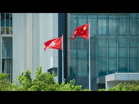 China's top legislator lashes out at Hong Kong secessionists in annual address