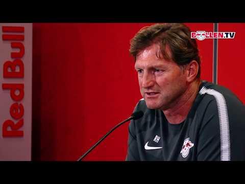 RB Leipzig: PK vor dem Liga-Auftakt beim FC Schalke 04