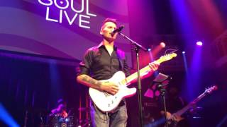 Danjil Tuhumena @Soul Live Paradiso Amsterdam 17 februari 2017