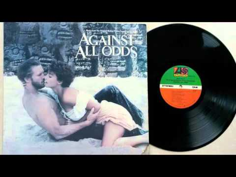 AGAINST  ALL  ODDS-Original  Motion Picture  Soundtrack(1984)