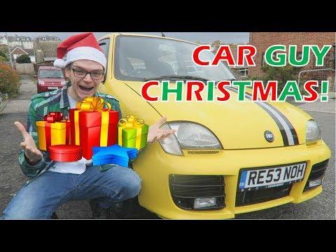 Car Guy Christmas Gift Ideas!