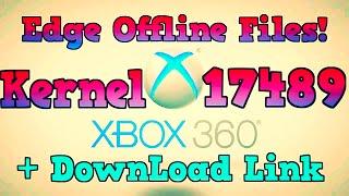 Edge Offline Files 17489 | Jtag & RGH | + Download Link