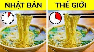 Tại sao người Nhật ăn mãi nhưng vẫn gầy?