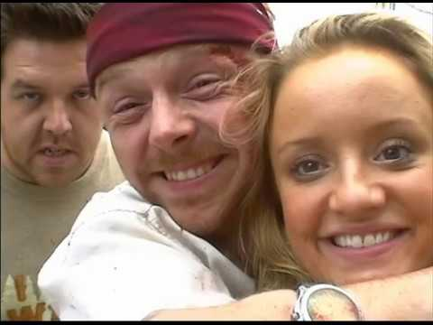 Lucy Davis' Video Diary | Shaun Of The Dead 2004 Movie
